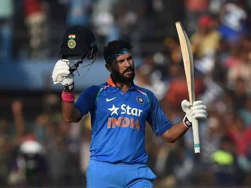 """Yuvraj Singh Recalls Time During Cancer, Says """"Was A Dark Moment"""" Of His Life"""