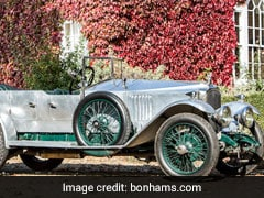 Maharaja Of Kashmir's Vintage Car On Auction In UK May Fetch Rs 3.6 Crore
