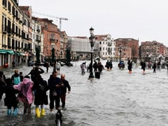 State Of Emergency Declared In Venice After Floods