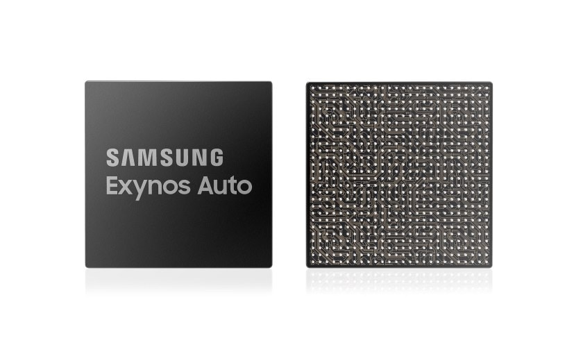 Samsung has introduced two new chipsets for connected cars