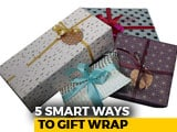 Video : Diwali Gifting: No Plastic, Zero Waste: 5 Smart Ways To Gift Wrap