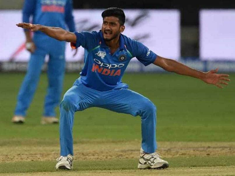 India vs West Indies: Khaleel Ahmed An Exciting Prospect, Says Bharat Arun