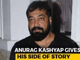 Video : Anurag Kashyap Says He 'Named And Shamed' Vikas Bahl, Did All He Could