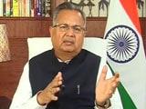 Video: Raman Singh Confident Of Declaring Chhattisgarh ODF By October 2019