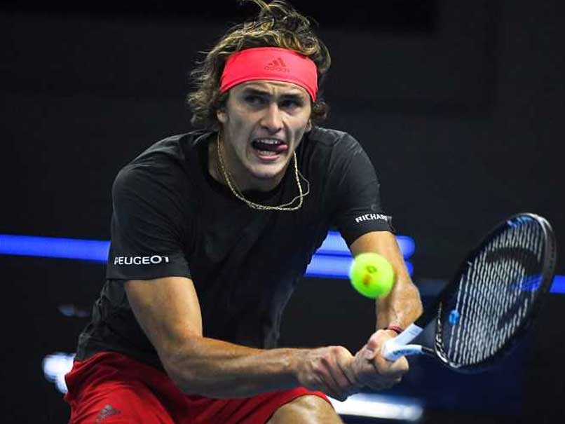 Alexander Zverev Stunned By World No 61 Malek Jaziri At China Open