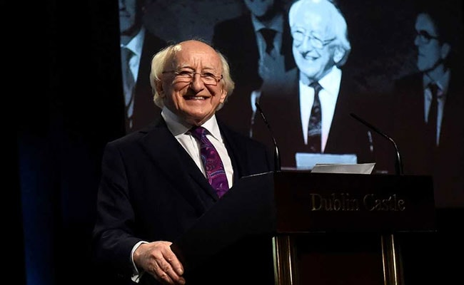 Ireland Re-Elects Michael D Higgins As President