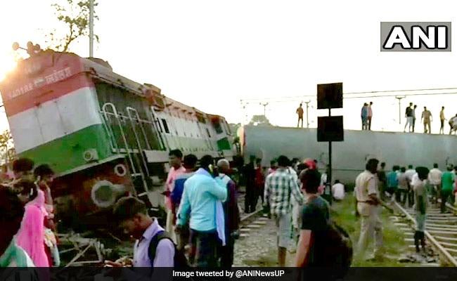 यूपी के रायबरेली में ट्रेन हादसा,  न्यू फरक्का एक्सप्रेस की 8 बोगियां पटरी से उतरीं, 7 लोगों की मौत
