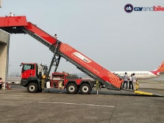 India's First Emergency Evacuation Vehicle Inducted Into Mumbai International Airport