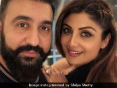 Shilpa Shetty's Post For 'International Boyfriend' Raj Kundra Is So, So Cute