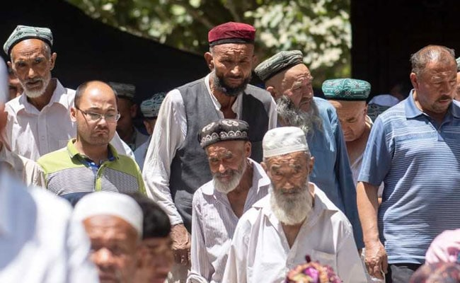 China Committing 'Genocide' Against Uighurs, Says US On Trump's Last Day