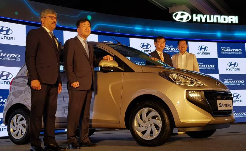 The new 2018 Hyundai Santro comes with new styling, more creature comforts, and better safety features