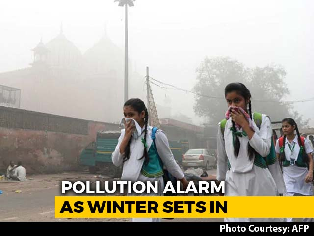 "Video : Delhi To Enforce ""Emergency Plan"" As Pollution Returns"