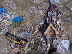 Indonesia Likely To Leave Quake-Flattened Villages As Mass Graves
