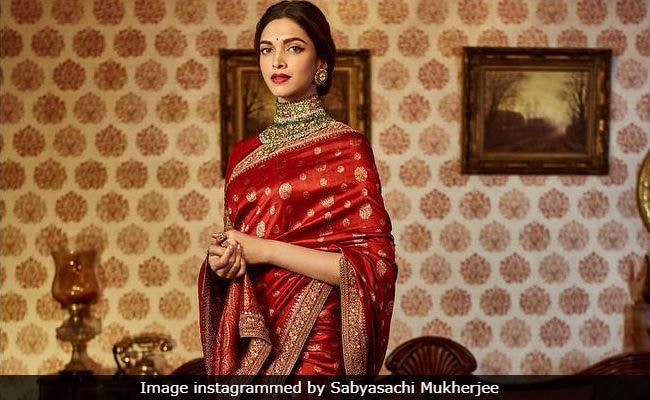 Deepika Padukones Bridal Couture Will Be Courtesy Sabyasachi Is