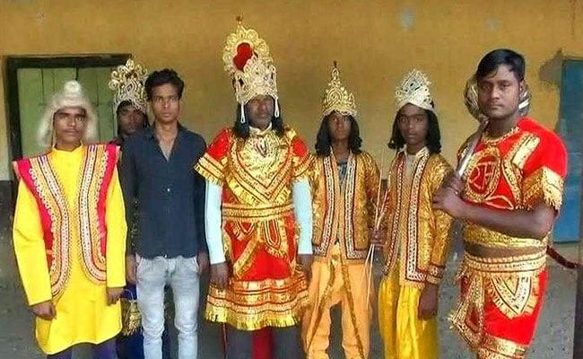 Lucknow Muslim Family Celebrates Ramlila For 3 Generations