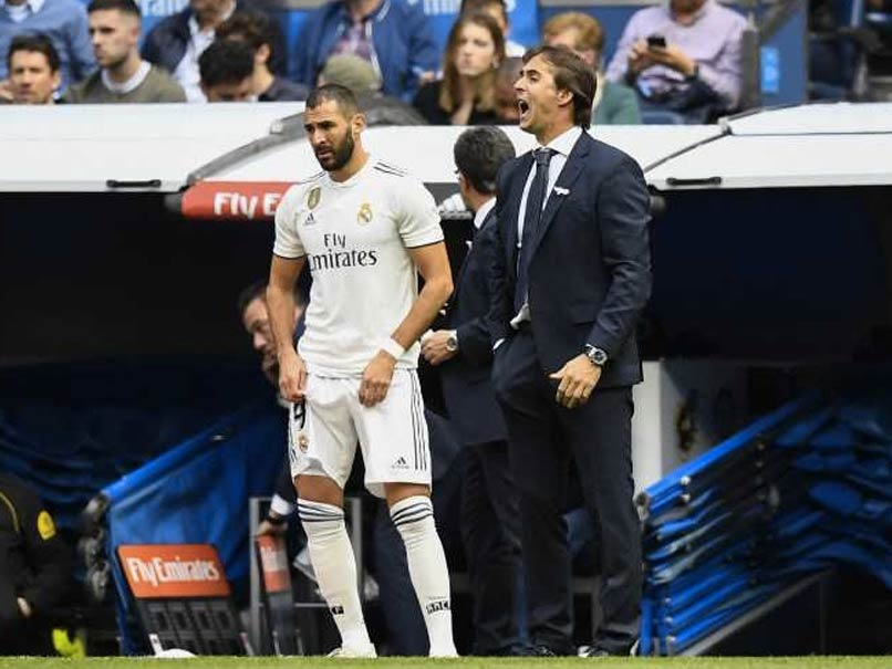 Pressure Mounts On Julen Lopetegui As Levante Beat Real Madrid