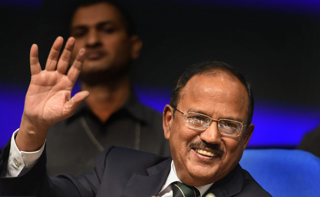 'Can't Say How Long J&K Politicians Will Be Detained': Ajit Doval to NDTV