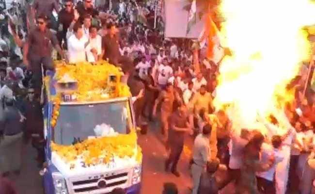 Image result for rahul gandhi dhamaka