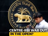 Video : As RBI Employees Back Boss, Centre Upset That Rift Made Public