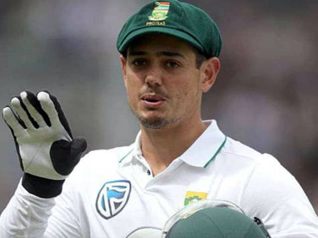 Mumbai Indians brought quinton de kock at the cost of these players