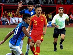 India Hold China To A Draw, Chinese Fans See Red
