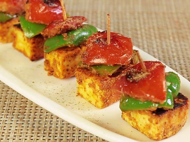 Video : How To Make Paneer Anardana Kebab At Home