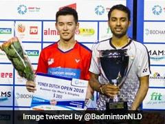 Badminton: सौरभ वर्मा की बड़ी कामयाबी, नीदरलैंड्स ओपन खिताब जीता...