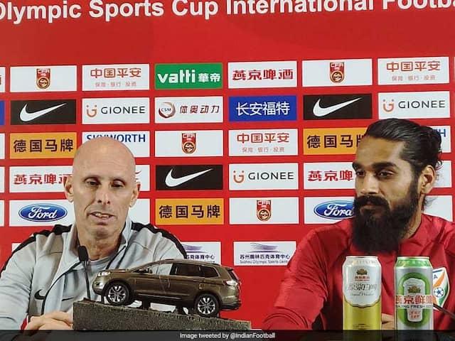 Sandesh Jhingan To Captain India In China Friendly