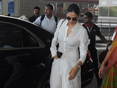 Deepika Padukone's White Dress Will Make You Want To Get One Too