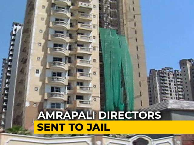 "Video : ""Playing Hide And Seek"": Top Court Orders Arrest Of 3 Amrapali Directors"