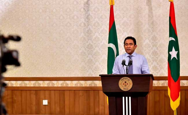Maldives Top Court Upholds President Abdulla Yameen's Vote Defeat
