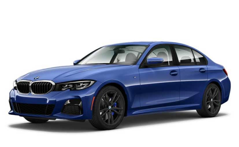 Here's the all-new BMW 3 Series sedan