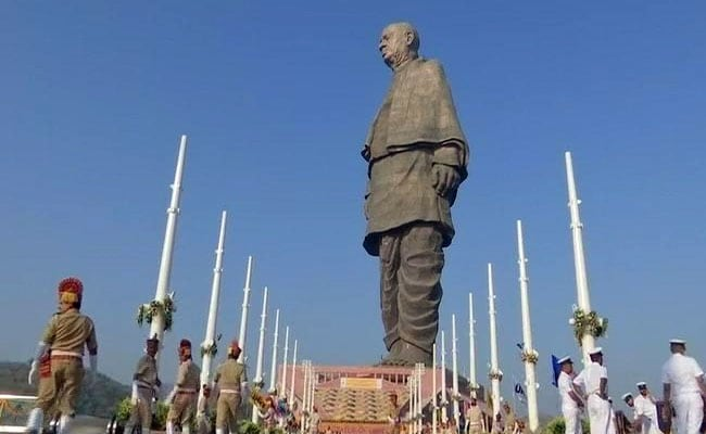 Gujarat Government Increases Visiting Hours Of Statue Of Unity By 2 Hours
