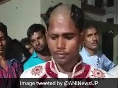 दूल्हे ने रखी बाइक और सोने की चेन की डिमांड, शादी वाले दिन उड़ा दिए सिर के बाल, तस्वीरें हुईं Viral