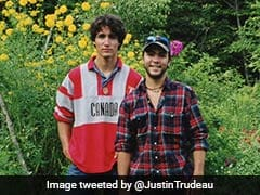 """You've Been Gone 20 Years"": Justin Trudeau Remembers Younger Brother"