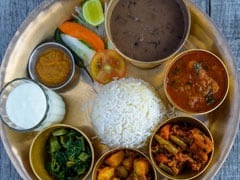The Gurkha Thali: A Wholesome Meal Inspired From The Cuisines Of 3 Countries