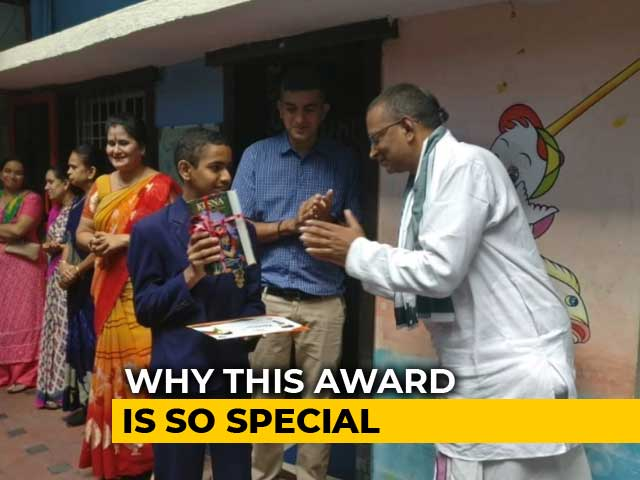 """Video : Muslim Teen Wins Quiz On Gita, Says """"Don't Like Fights Over Religion"""""""