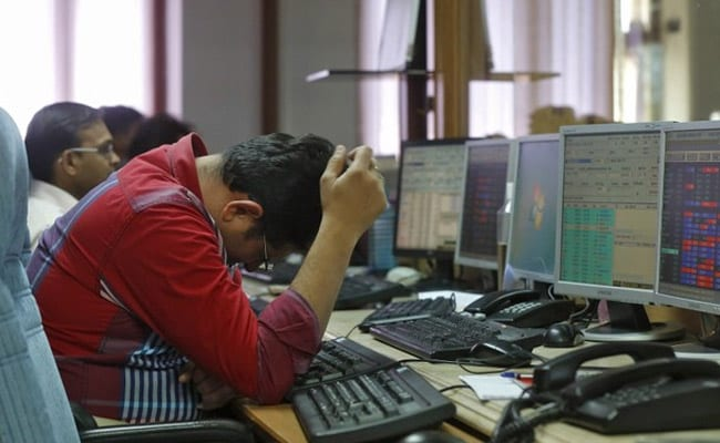 Sensex Trades Over 800 Points Lower On Global Rout: 10 Things To Know