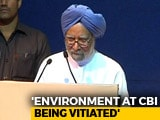 Video : Modi Government Damaging Institutions Like CBI, Says Manmohan Singh