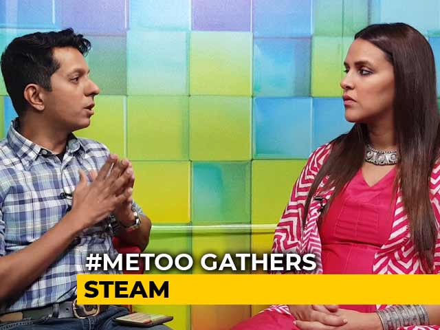 Neha Dhupia Joins The #MeToo Debate