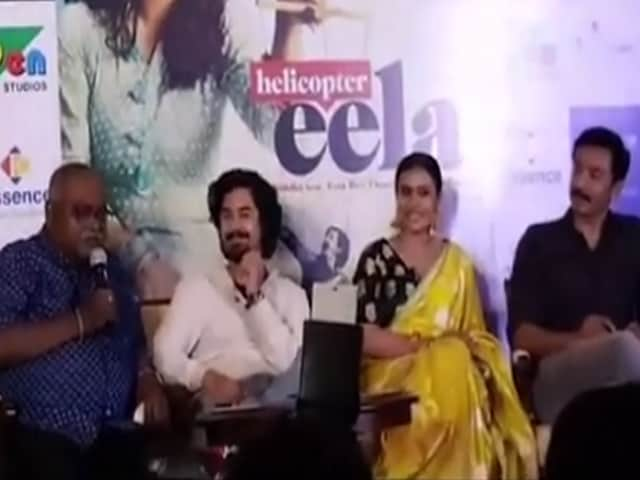 Video : NDTV বাংলায় লাইভ টিম হেলিকপ্টার ইলা