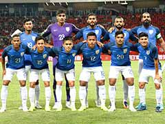 India To Face Jordan In International Friendly