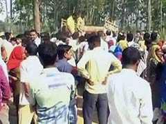 Journalist's Body Found Hanging From A Tree In Uttar Pradesh