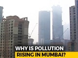 Video : Mumbai Air Quality Worsens As Construction Activities Rise
