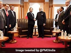 PM Modi Discusses Bilateral, Regional, Global Issues With Japan Leaders