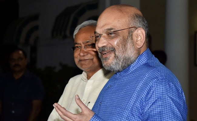 BJP, JDU May Contest On 17 Seats Each: Report