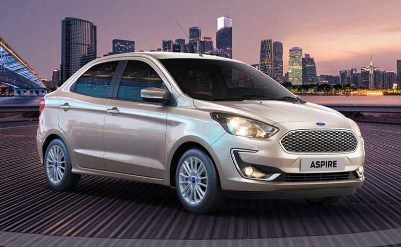 The Ford Aspire has received an update of this measure after over 3 years from the launch of the car