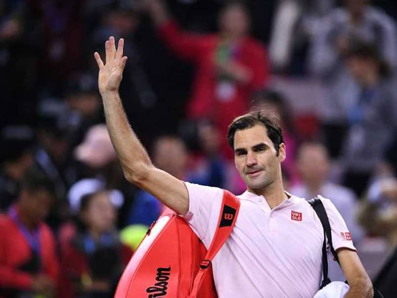 Roger Federer Stunned By 13th Seed Borna Coric In Shanghai Semi-Finals