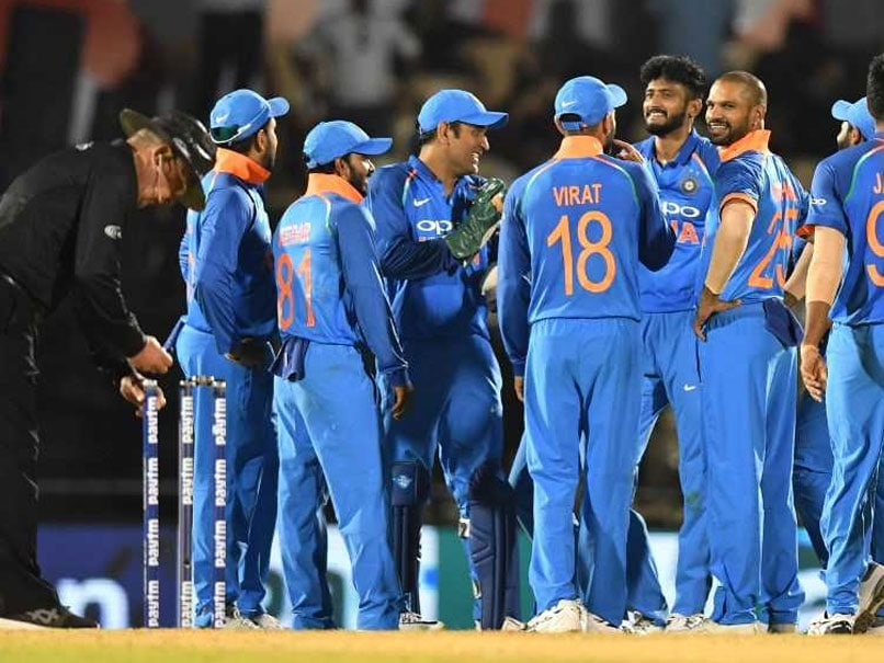 Rohit Sharma, Khaleel Ahmed Shine As India Crush Windies In 4th ODI To Take 2-1 Lead