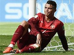 Cristiano Ronaldo To Miss All Portugal